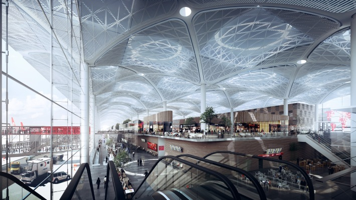 Istanbul New Airport_ Airside 01