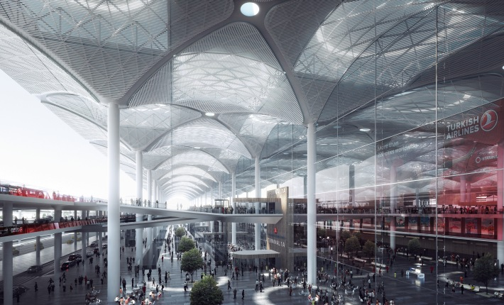 Istanbul New Airport_ Airside 02