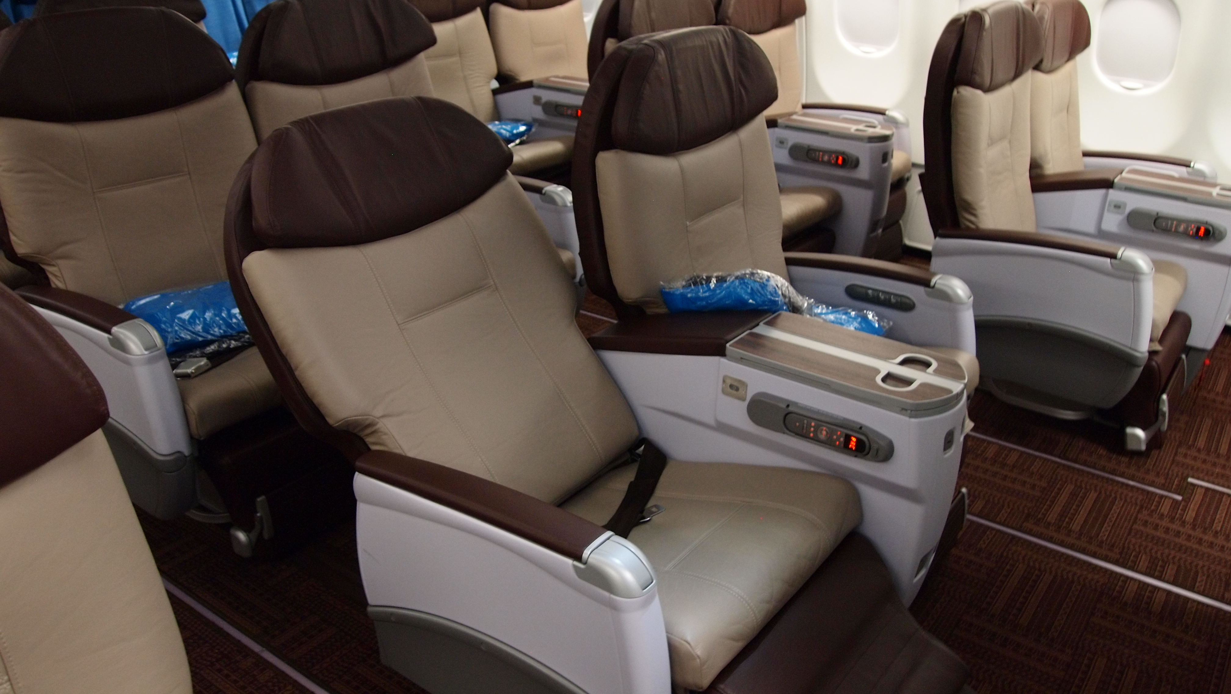 TRIP REPORT Hawaiian Airlines A330 200 Business Class