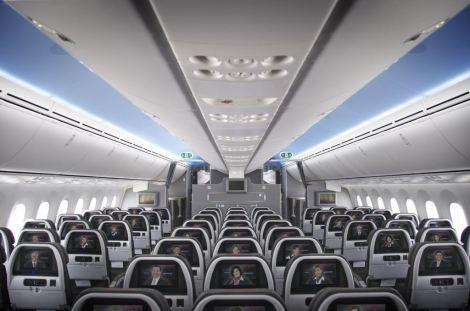 021115 AA 787 - Main Cabin