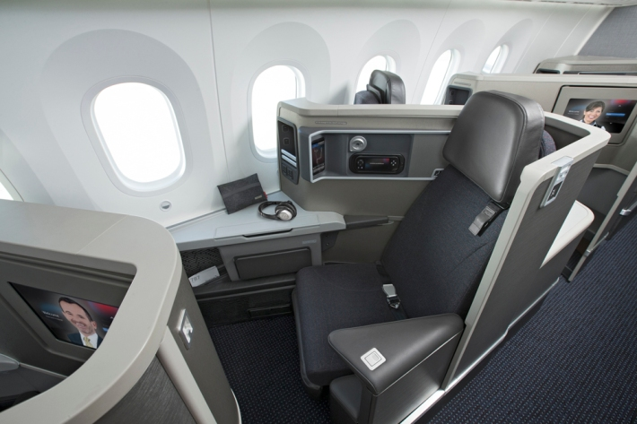 American Airlines 787 - Business Class 3_jetnet