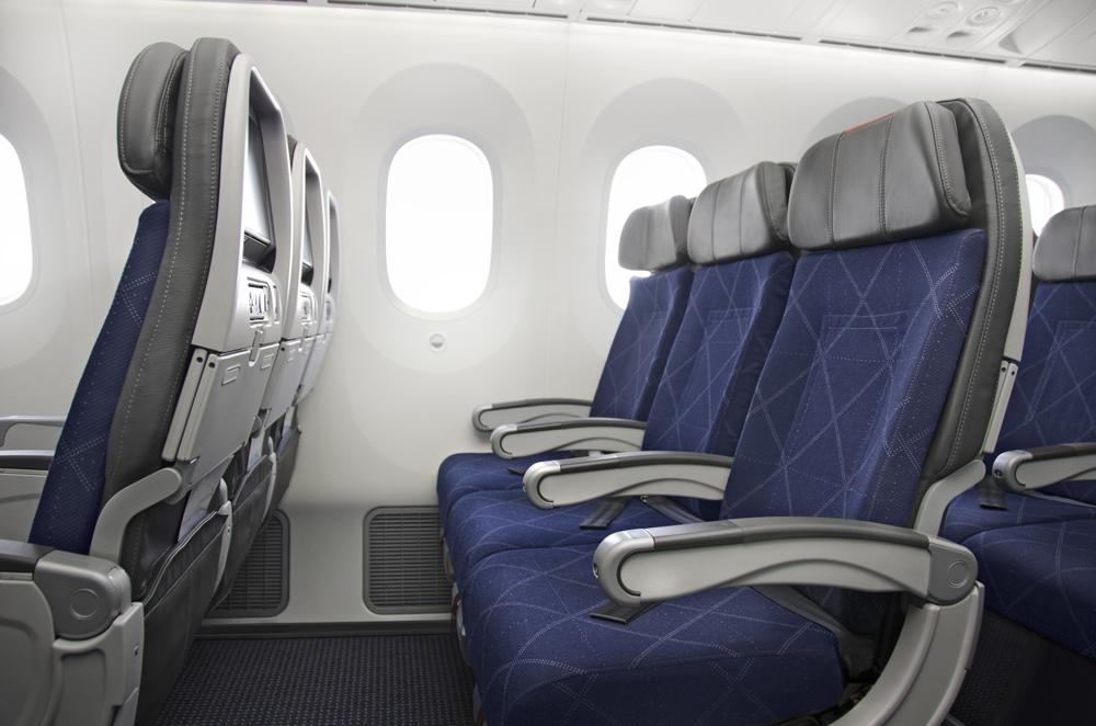 American Airlines 787 Main Cabin 2 Jetnet Thedesignair