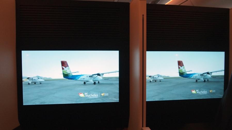 Etihad A380 business class