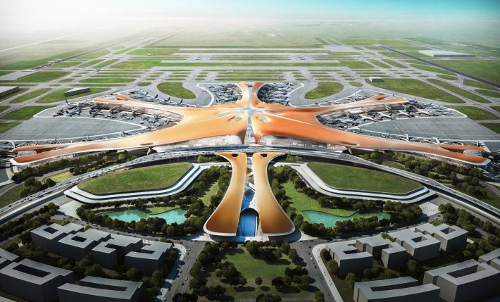 ZHA_Beijing New Airport (1)