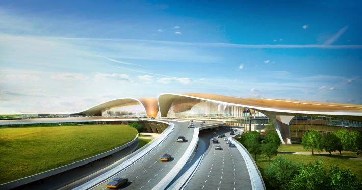 ZHA_Beijing New Airport (2)