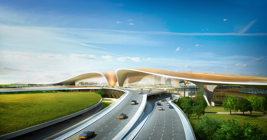 ZHA_Beijing New Airport (2)