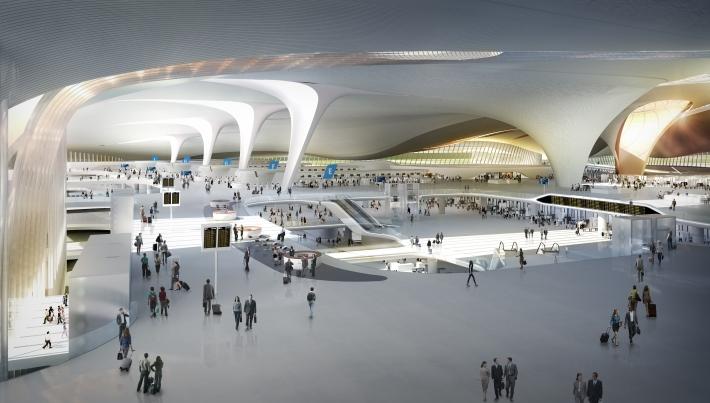 ZHA_Beijing New Airport (3)