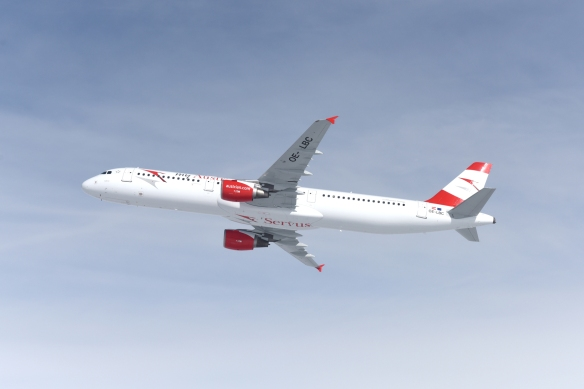 Austrian Airlines Launches New Livery And New Brand