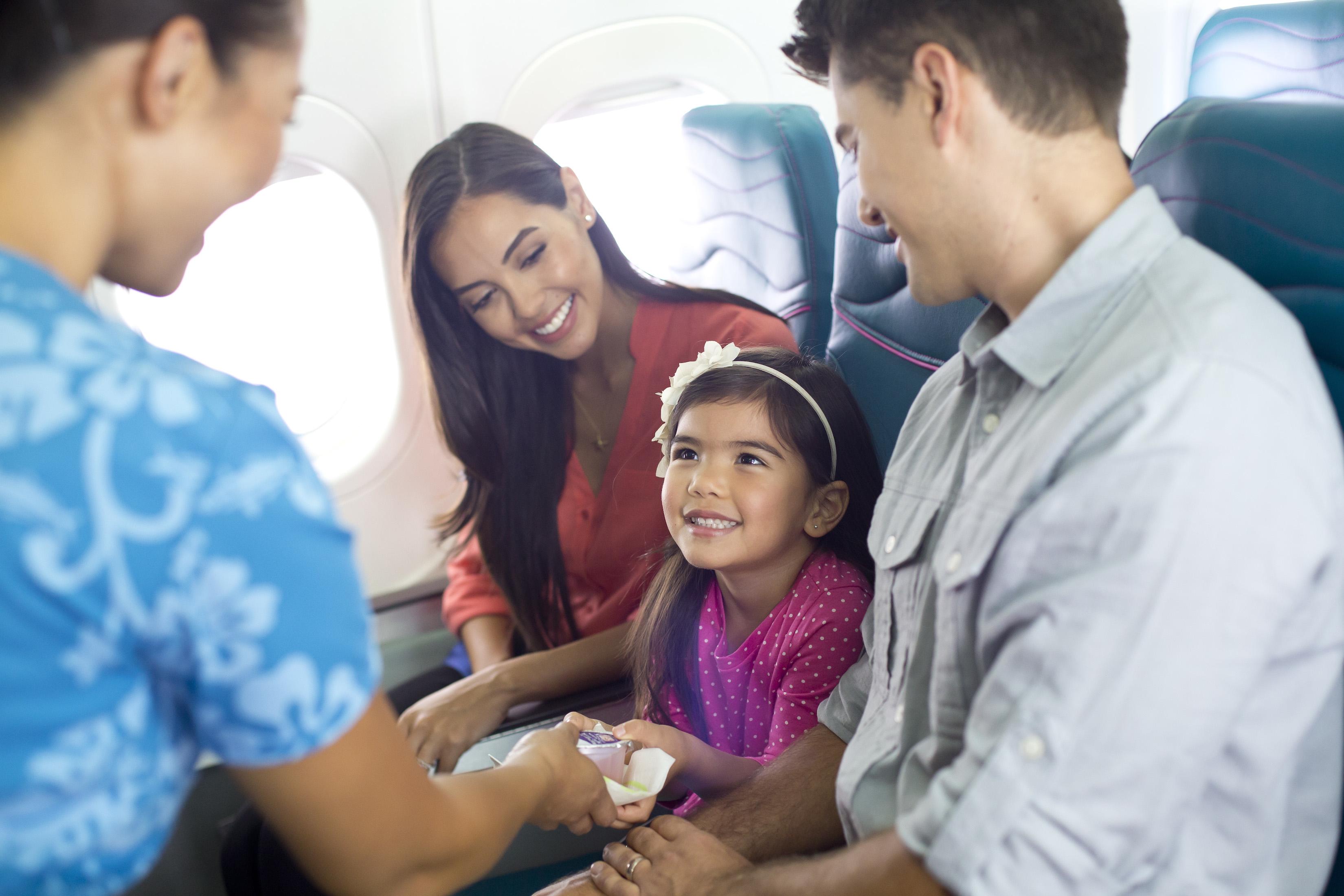 Wave Hello To Hawaiian's New 717 Interior Product & Amenity Kits ...