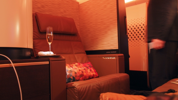 TheDesignAir Trip Report: Etihad First Apartment
