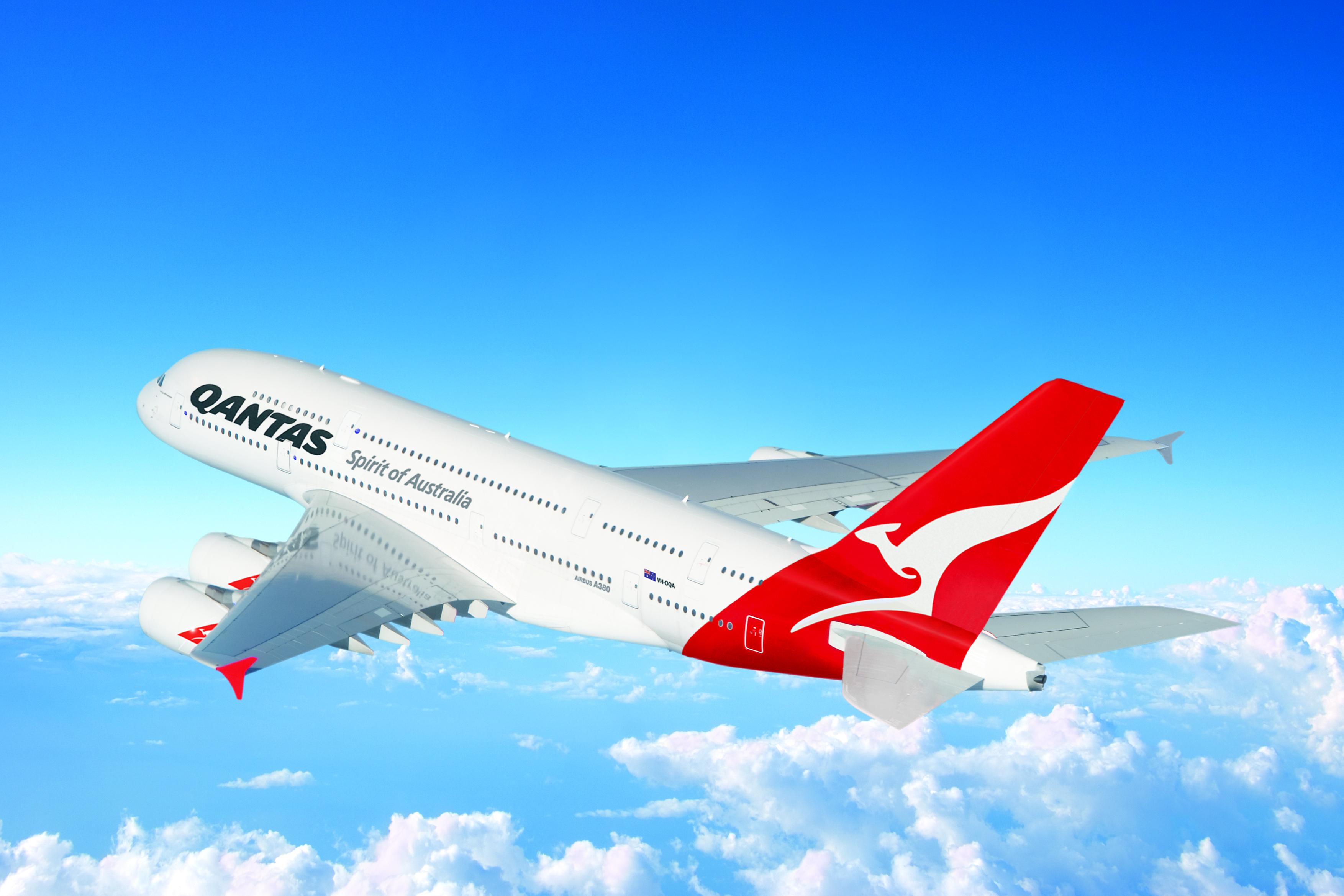 qantas flights - photo #17