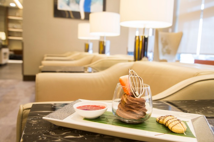 ... Airlines Introduce New SilverKris Lounge In Heathrow's Terminal 2