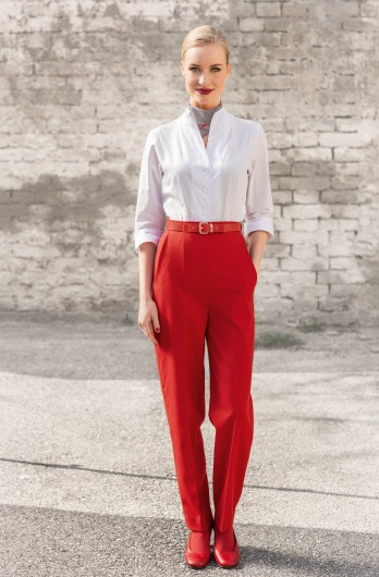 Austrian Airlines Uniform - Marina Hoermanseder 5