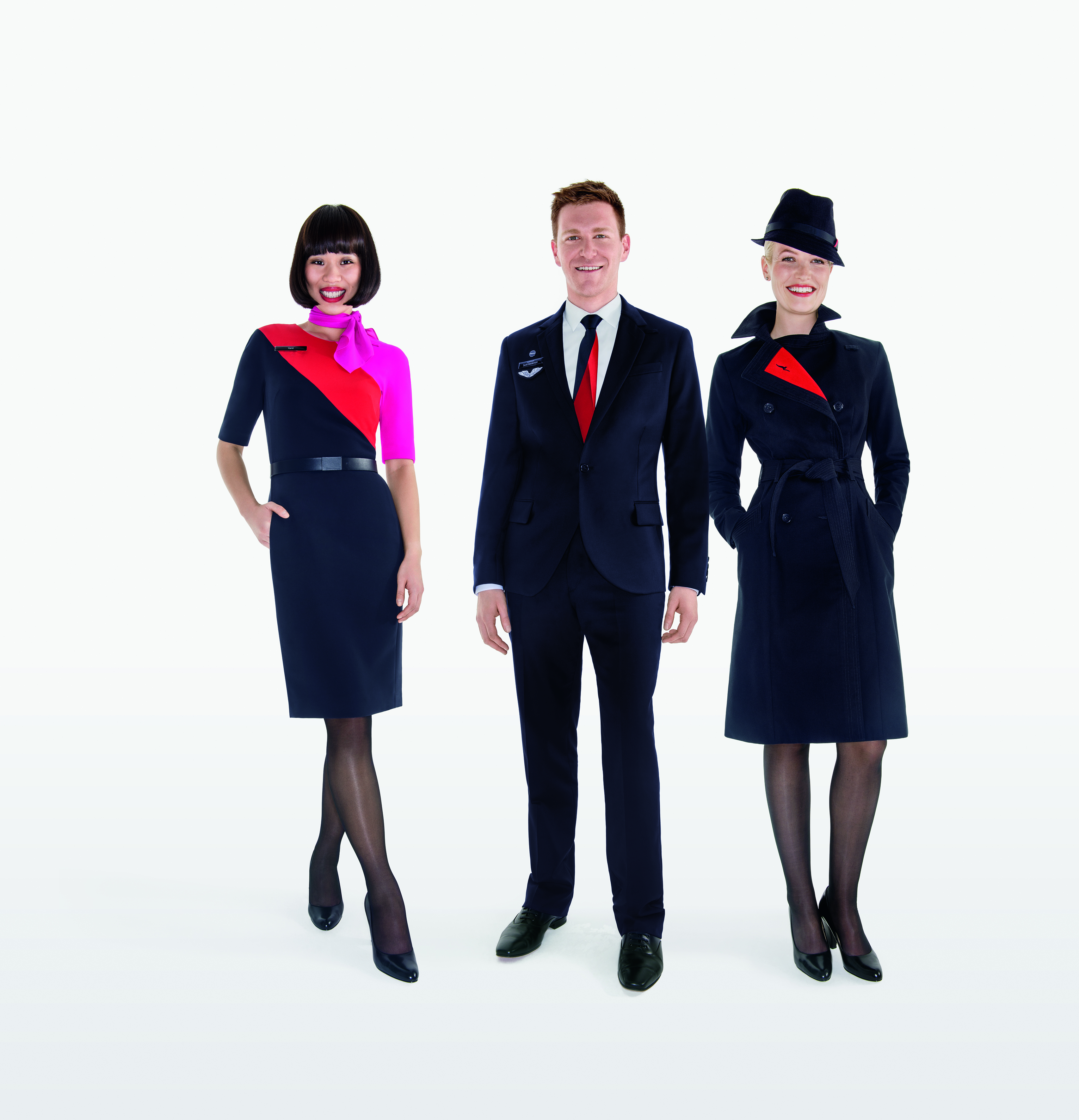 Thedesignair S Top 10 Airline Uniforms 2015 Thedesignair