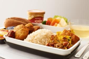 Nasi Lemak with Fried Chicken sml