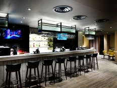 PPL LHR T4 Departures - Bar