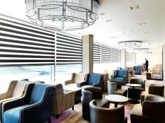PPL LHR T4 Departures - Lounge Area