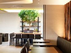 PPL LHR T4 Departures - Lounge