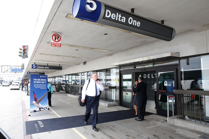 Delta Air Lines Unveils $229-Million Dollar Enhancement Of LAX Terminal 5
