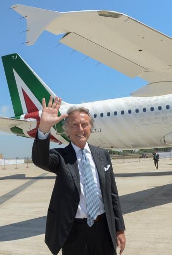 Luca Cordero di Montezemolo - Chairman Alitalia