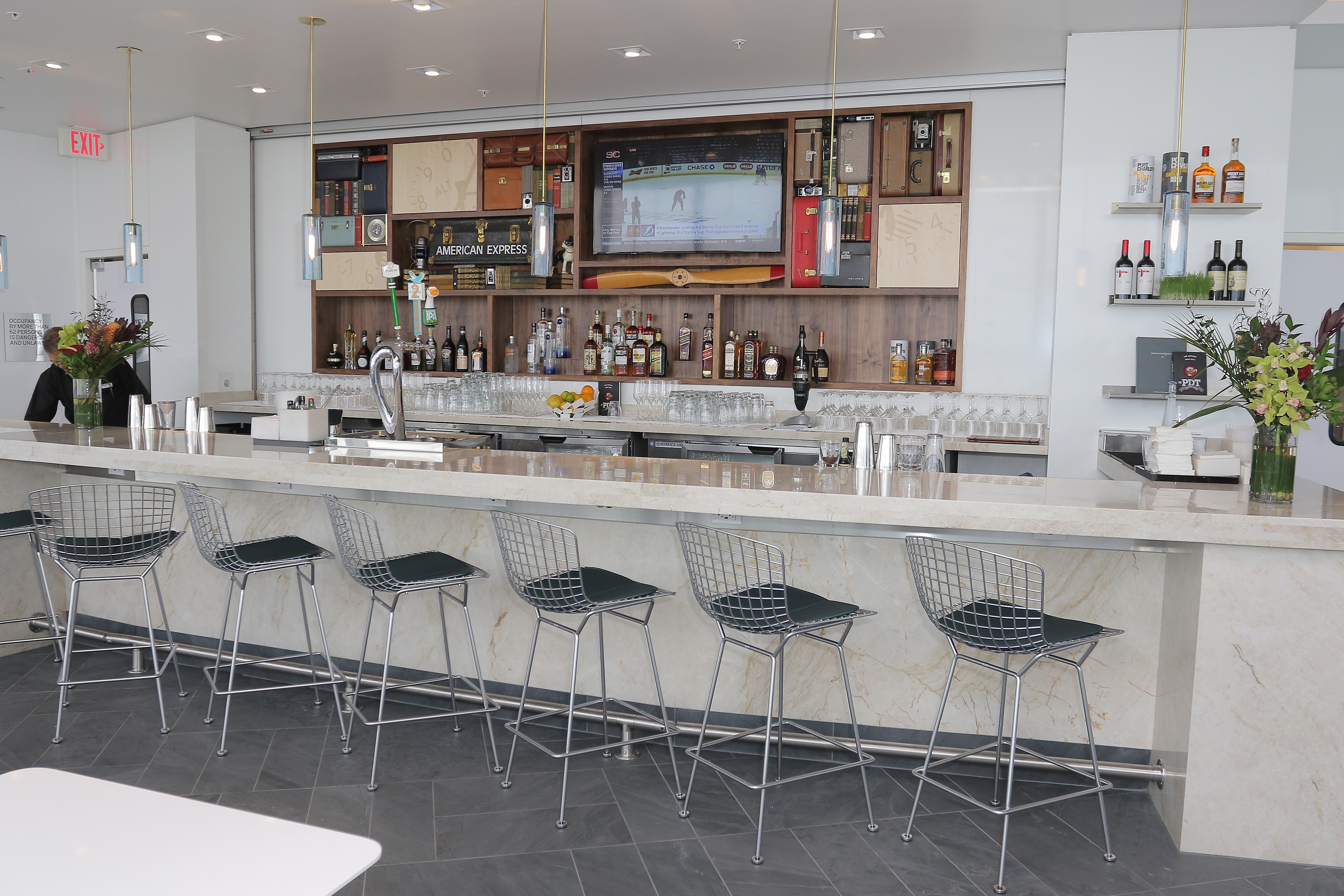 American Express The Centurion Lounges Set To Impress