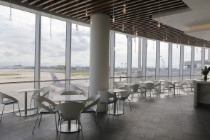 MIAMI, FL - JUNE 03: American Express Celebrates The Opening Of The Centurion Lounge at Miami International Airport on June 3, 2015 in Miami, Florida. (Photo by John Parra/Getty Images for American Express)