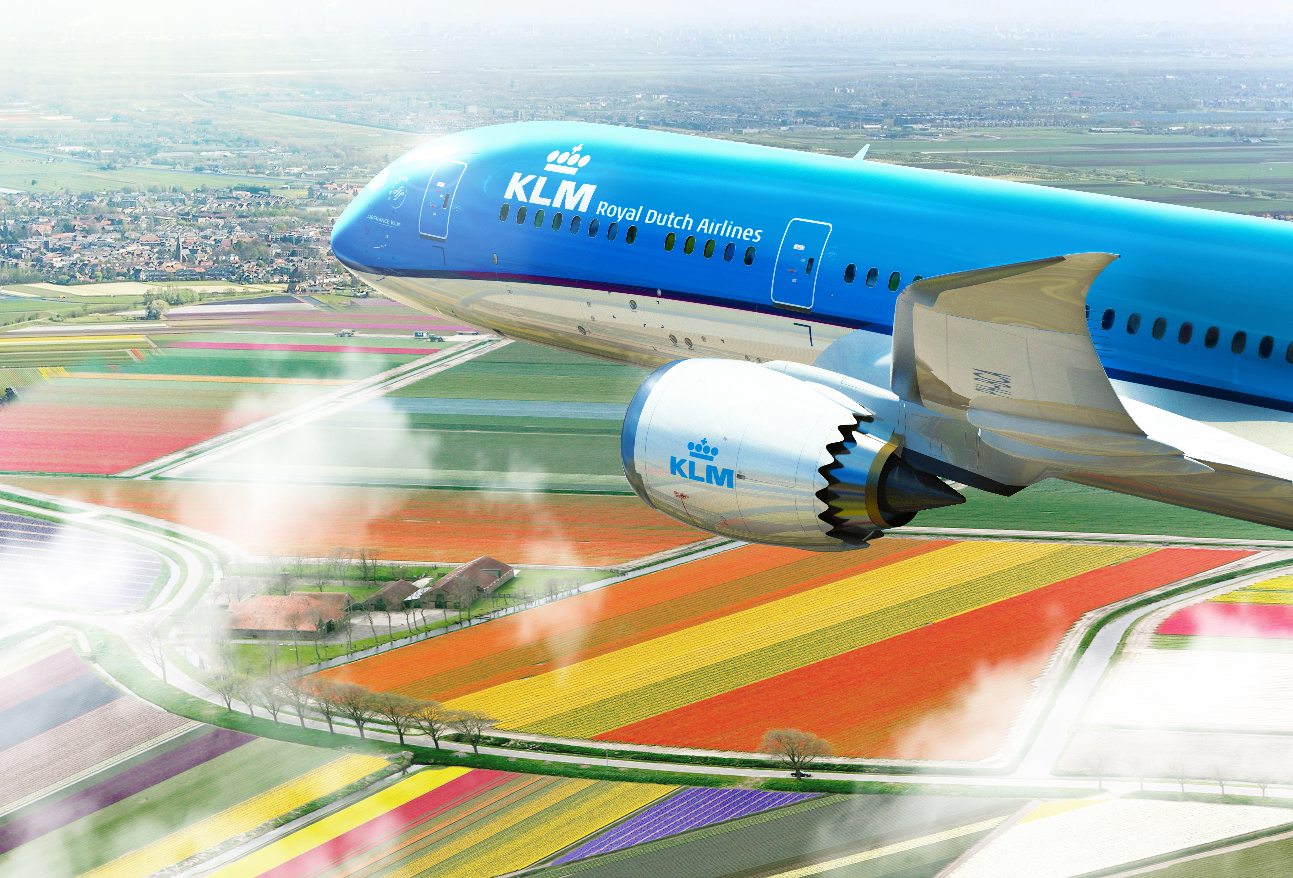 KLM Showcase New 787-9 World Business Class Cabin | TheDesignAir