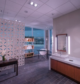 American Express DFW Spa