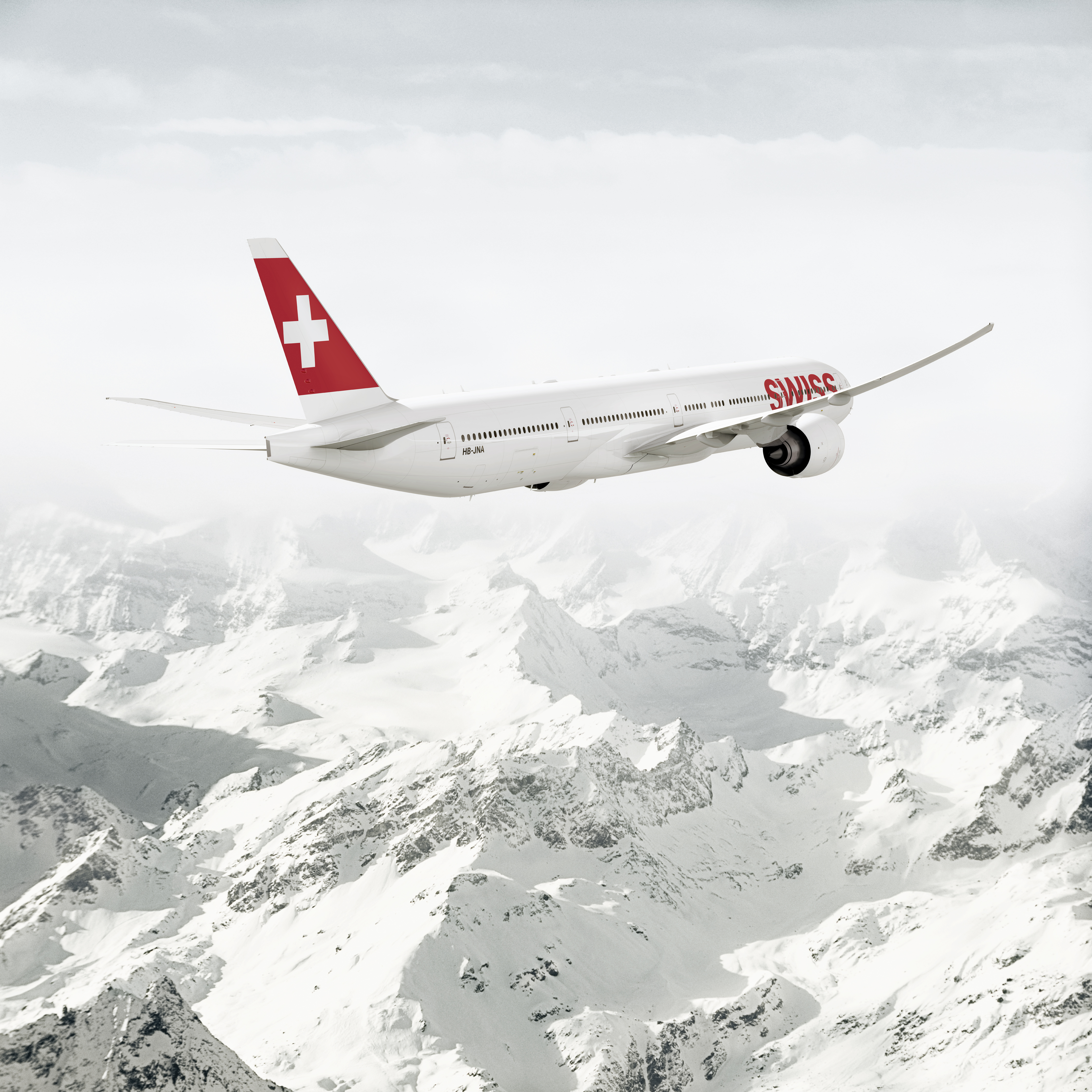 Swiss Delight With Beautiful New Cabins On Their 777s