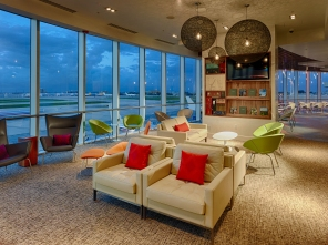 The Centurion Lounge MIA_Seating 2