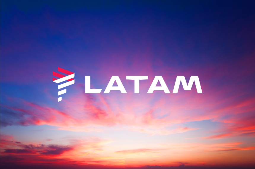 Interbrand Launch Bold New Look For LATAM | TheDesignAir