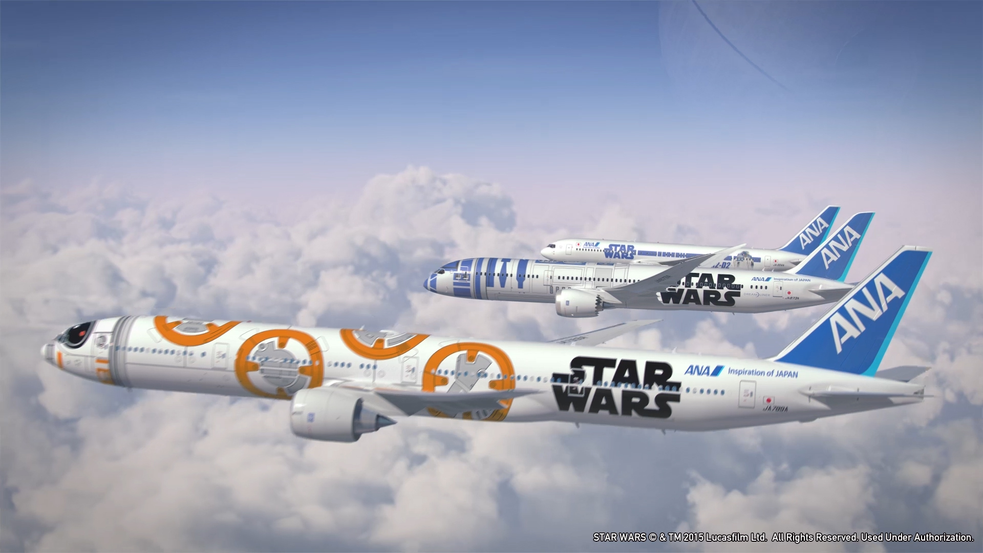 R2d2 Gets Some Friends Courtesy Of Ana Thedesignair