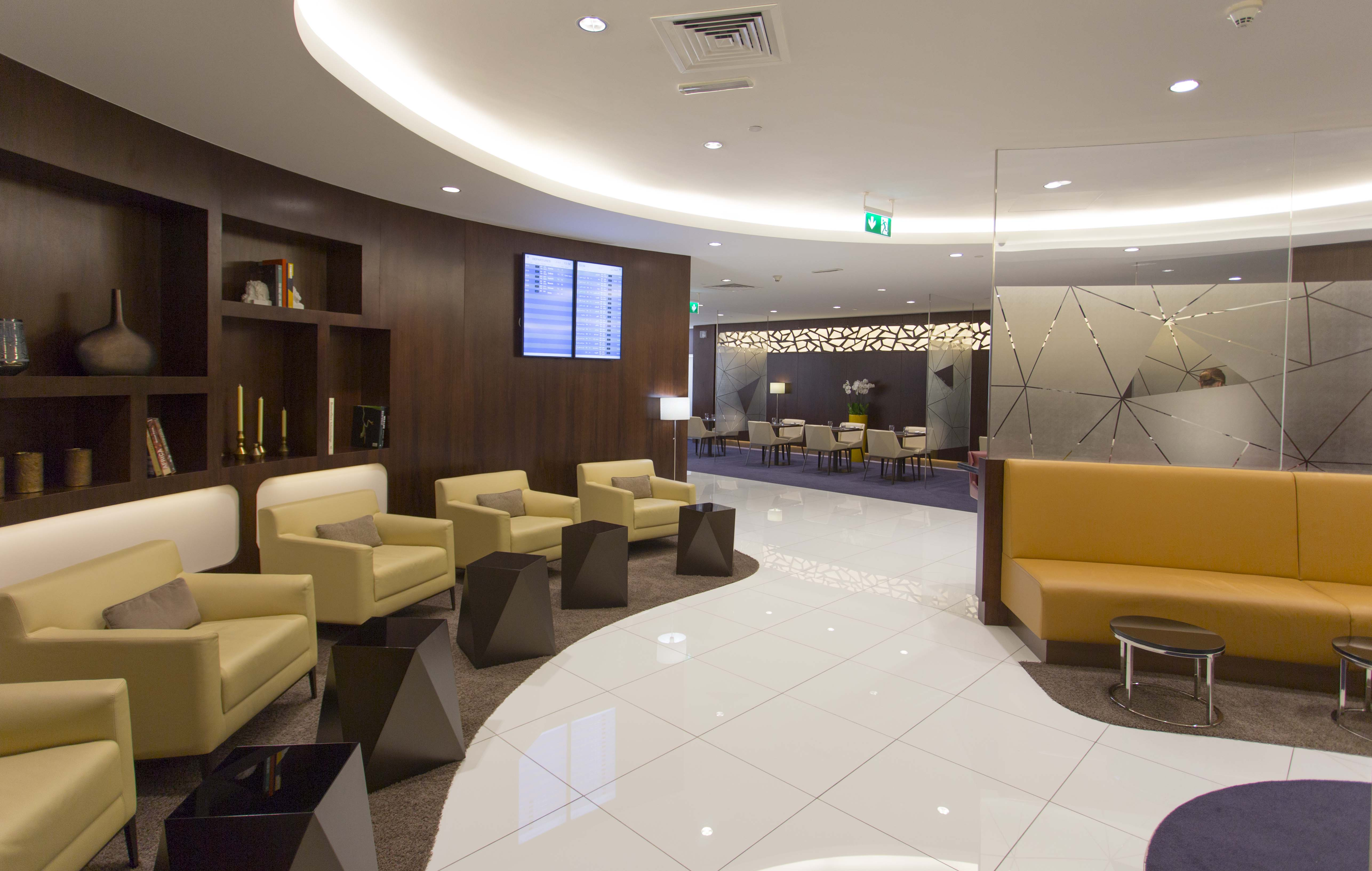 Etihad Launch New Abu Dhabi Lounge For T1 Thedesignair