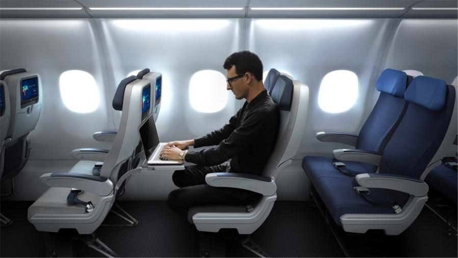 Azul A330_Economy_1