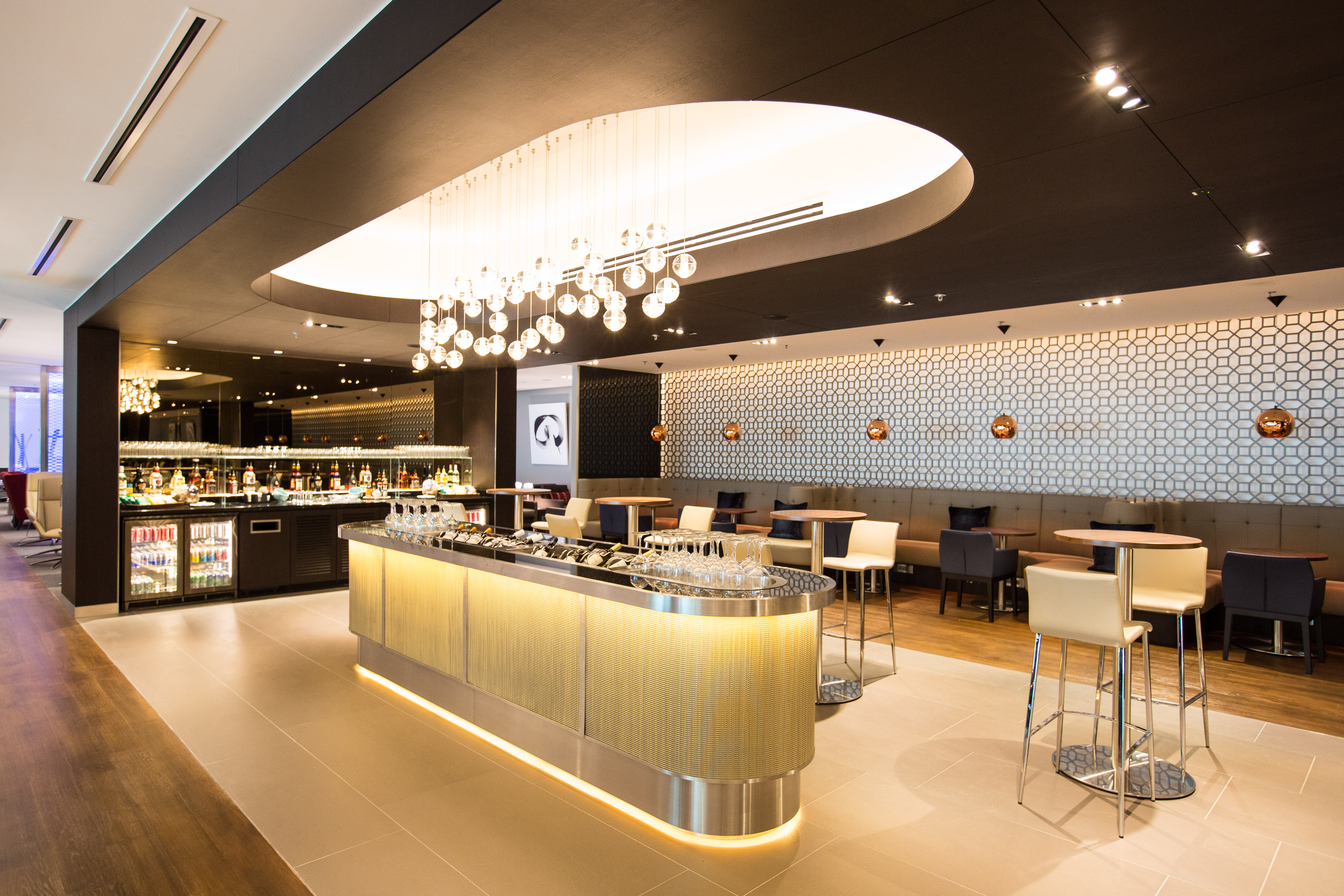 ... this opening marks the eighth Lounge that Graven has designed for British Airways in locations ranging from Edinburgh to Washington Dulles. & British Airways Opens Latest Galleries Lounge in Singapore Designed ...