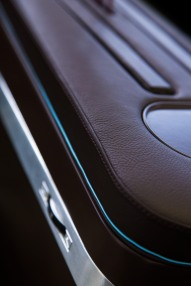 Center Console Detail