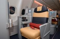 Presentazione nuova livrea Alitalia Etihad