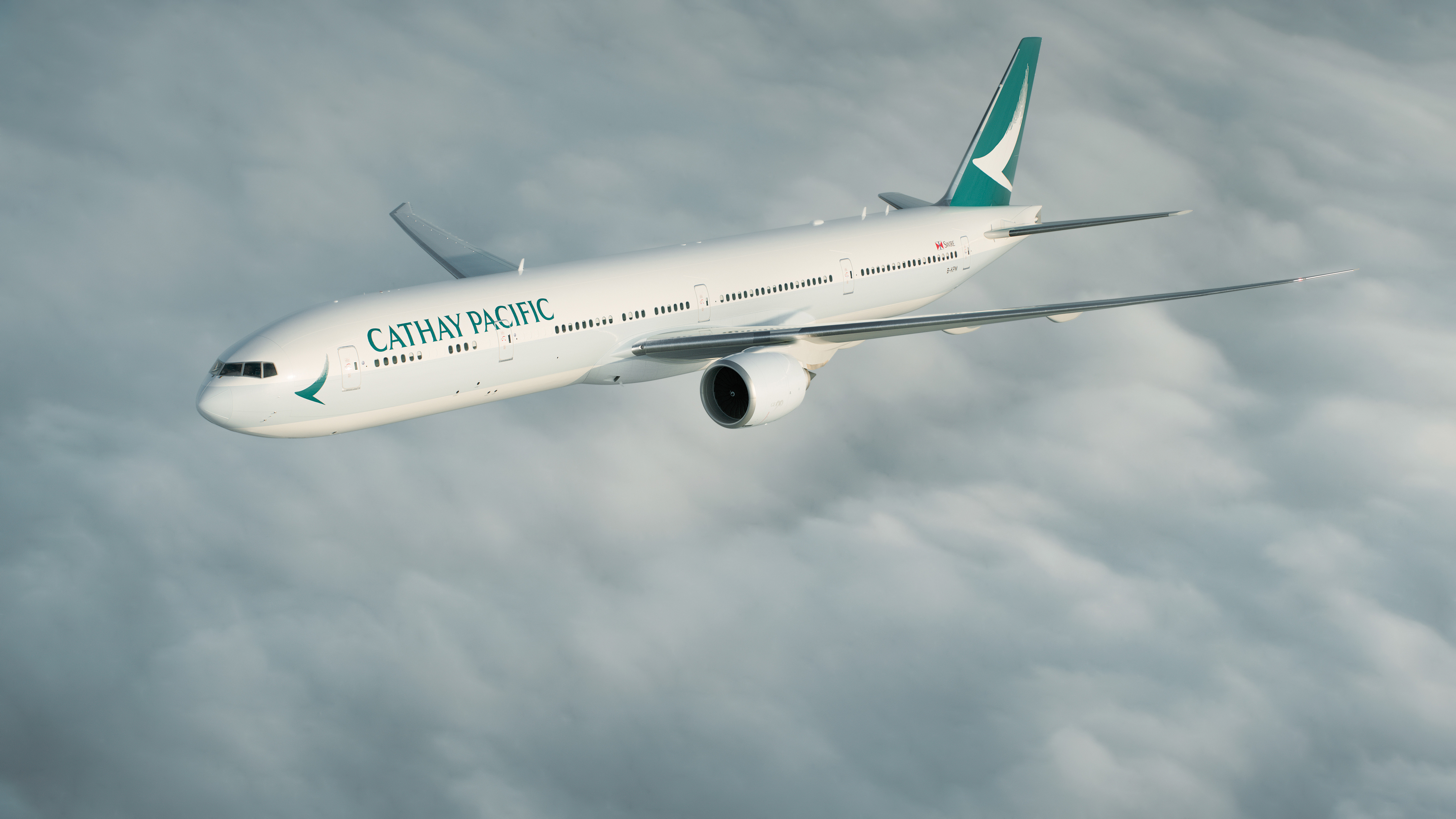 Cathay Pacific Reveal New Livery To Match New Brand