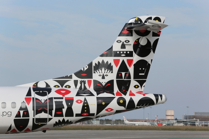 ATR 72-600 APNG MSN 1287