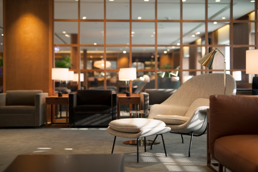 Cathay Pacific Taipei Lounge 15