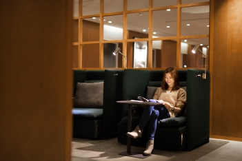 Cathay Pacific Taipei Lounge 5
