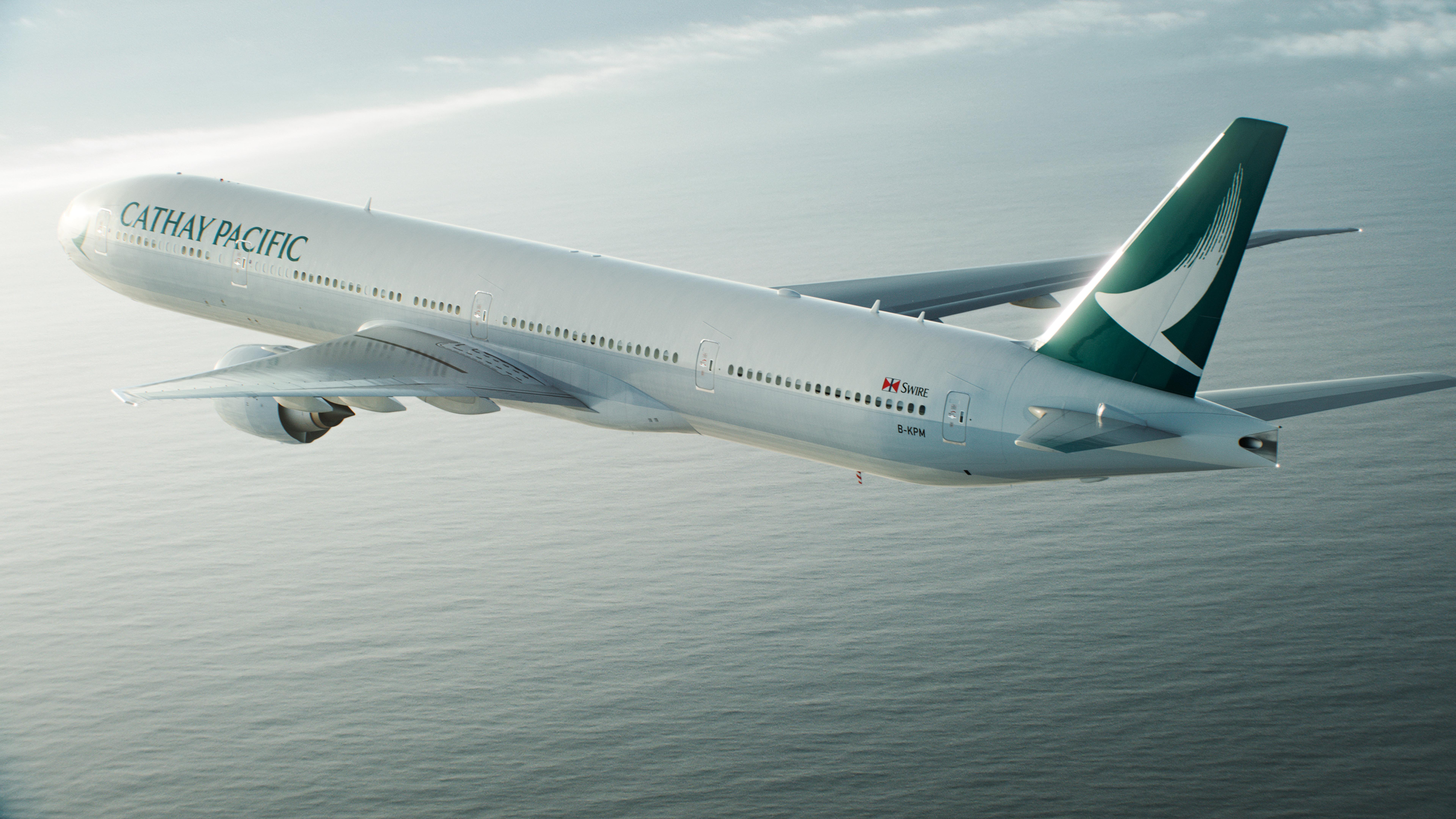 Resultado de imagen de Cathay Pacific