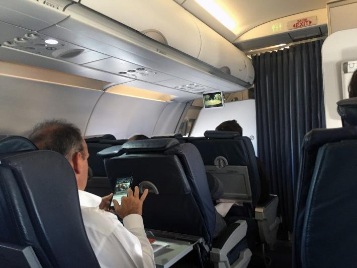 Trip Report Tap Portugal A330 Business Class November