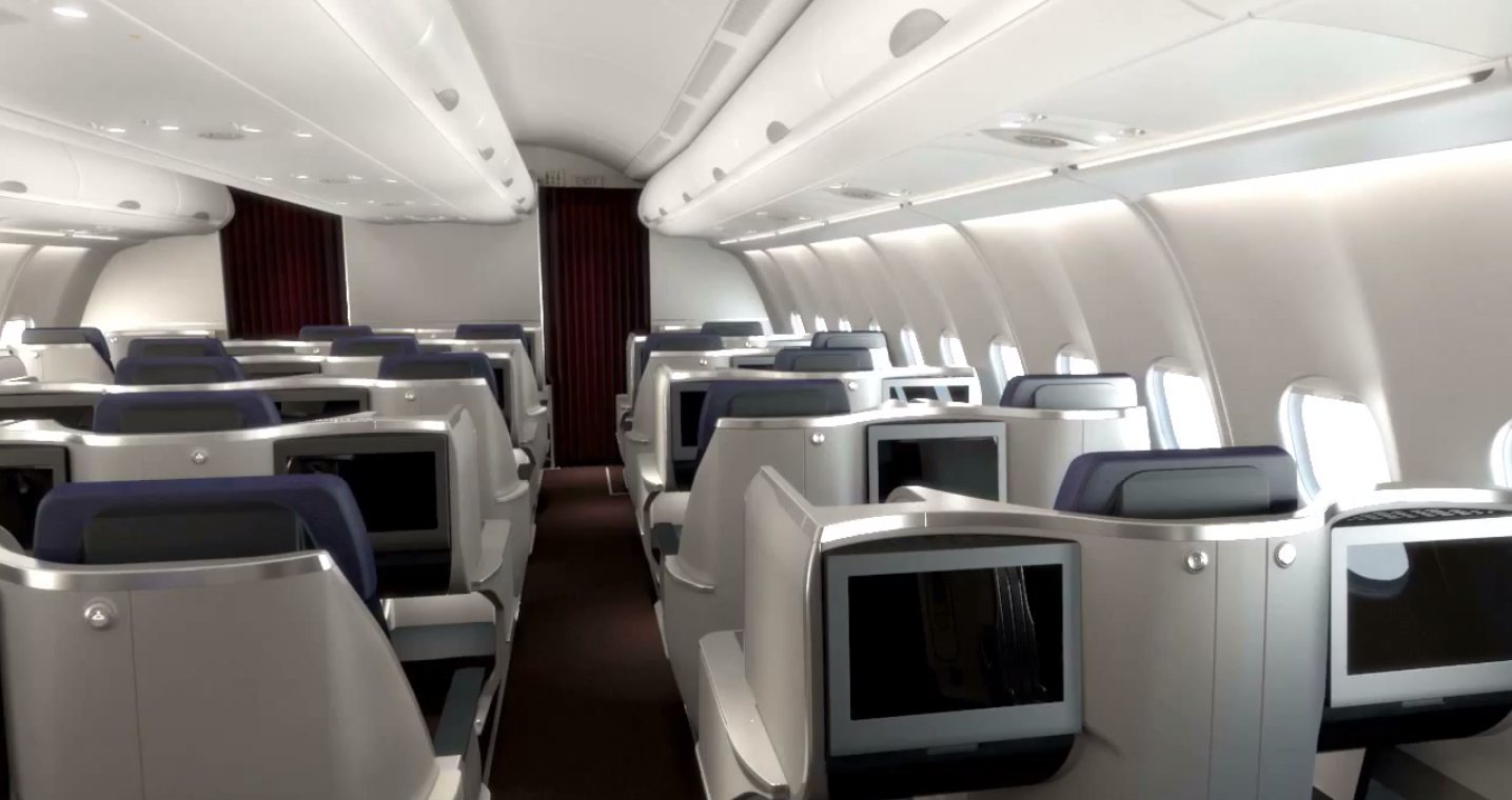 malaysia airlines launches updated a330 business class. Black Bedroom Furniture Sets. Home Design Ideas
