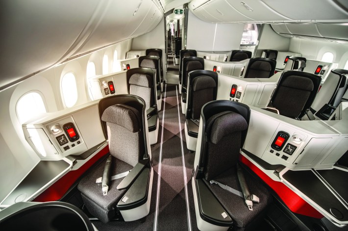 The best of the best in 2015 thedesignair s round up of for Interior 787 avianca