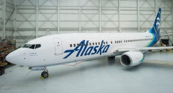 Alasks Airlines brand refresh