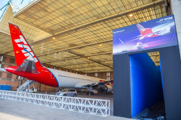 TAM's 767 Disney Livery Could Be TAM's Last Special Livery