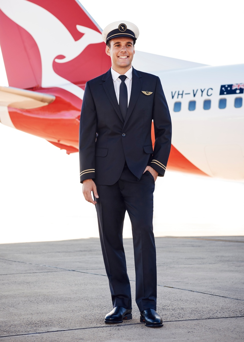 Qantas New Uniform Is An Awesome Step Back In Time