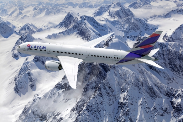 LATAM Finally Reveal New Livery And Brand Ethos  But Do We