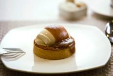 Dessert_Macadamia Nut & Date Tart